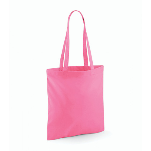 Westford Mill Bag for Life True Pink