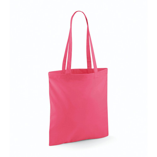 Westford Mill Bag for Life Raspberry Pink