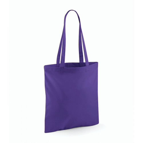 Westford Mill Bag for Life Purple