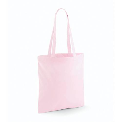 Westford Mill Bag for Life Pastel Pink