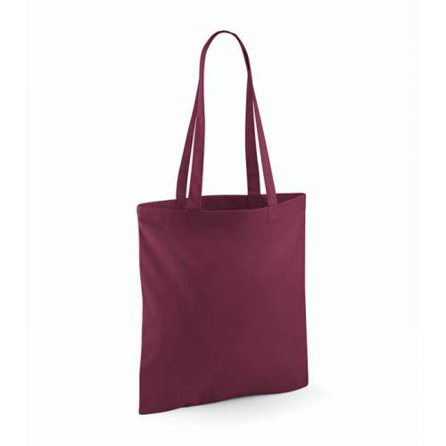 Westford Mill Bag for Life Burgundy