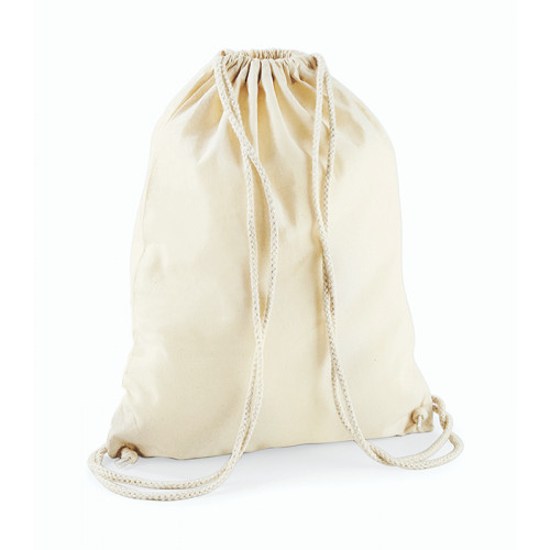 Westford Mill Cotton Gymsack Natural