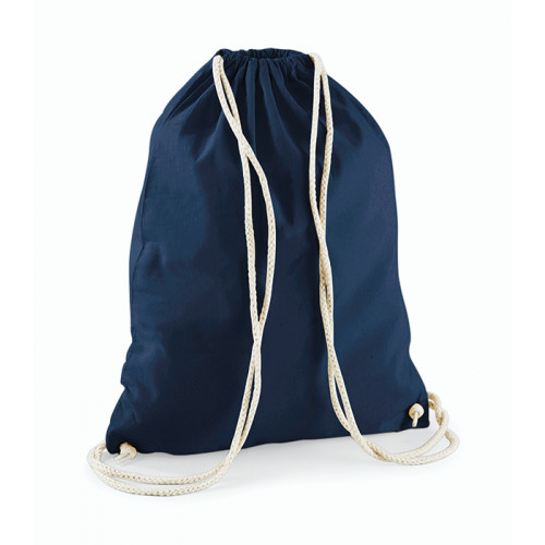 Westford Mill Cotton Gymsack French Navy
