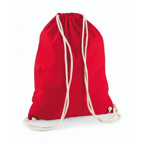 Westford Mill Cotton Gymsack Classic Red