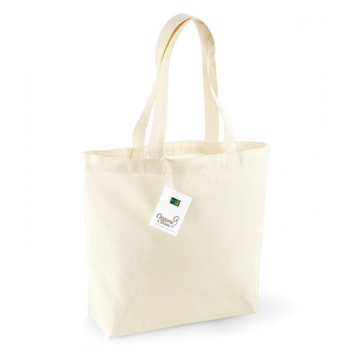 Westford Mill Organic Cotton Shopper Natural