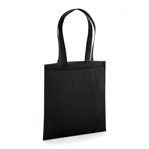 Westford Mill Organic Premium Cotton Tote Black
