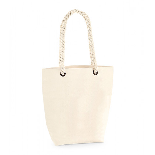 Westford Mill Nautical Tote Natural