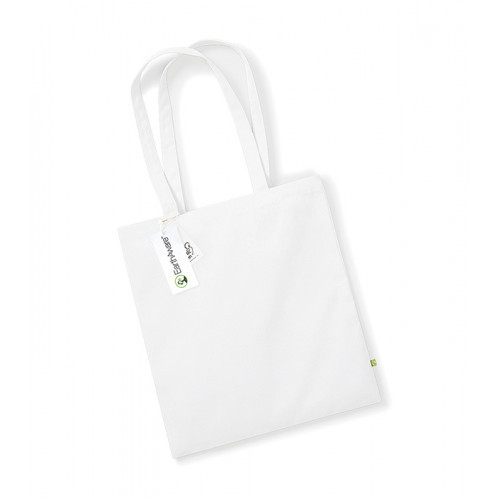 Westford Mill EarthAware® Organic Bag for Life White