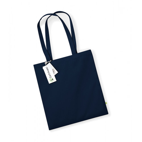 Westford Mill EarthAware® Organic Bag for Life FrenchNavy