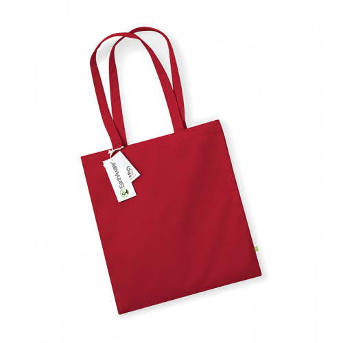 Westford Mill EarthAware® Organic Bag for Life ClassicRed