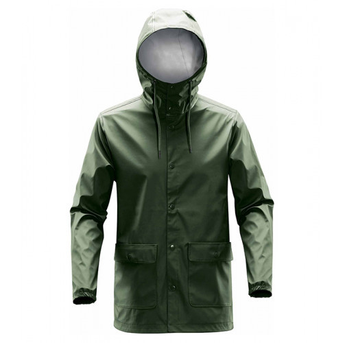Stormtech Squall Rain Jacket Earth