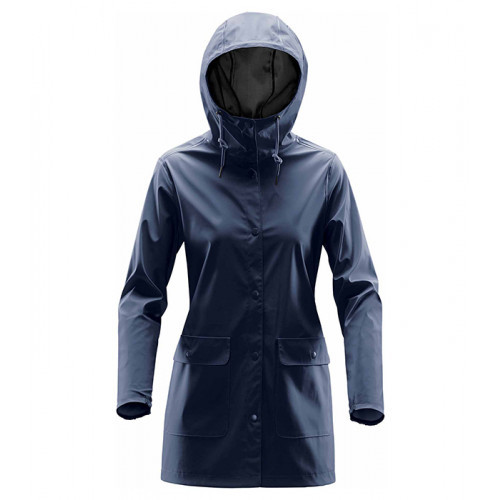 Stormtech Women's Squall Rain Jacket Navy