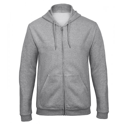 B and C Collection B&C ID.205 50/50 HEATHER GREY