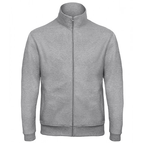 B and C Collection B&C ID.206 50/50 HEATHER GREY
