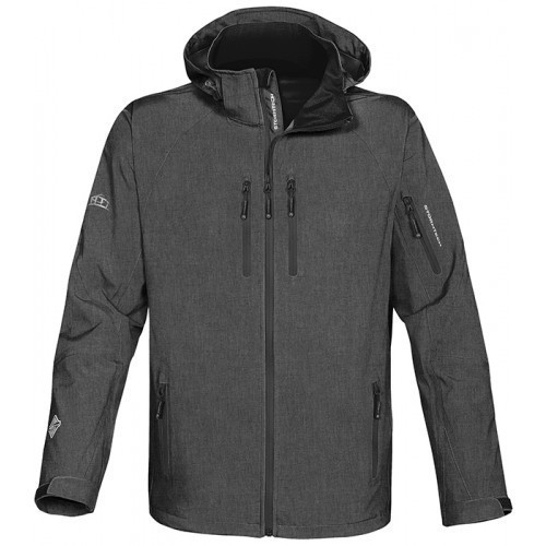 Stormtech Expedition Soft Shell Carbon Heather