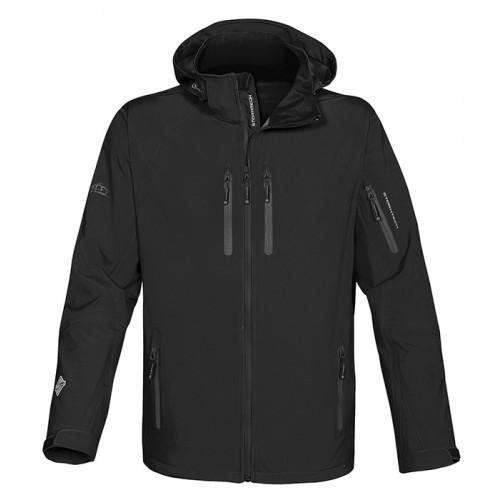Stormtech Expedition Soft Shell Black/Granite