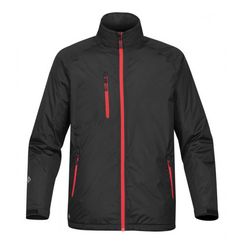 Stormtech M's Bolt Thermal Shell Black/Bright Red