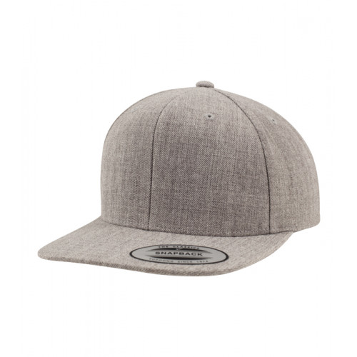 Flexfit The Classic Snapback Heather/Heather