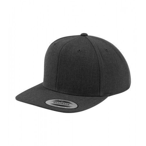 Flexfit The Classic Snapback Dark Grey/Dark Grey