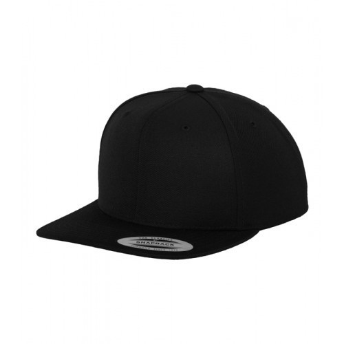 Flexfit The Classic Snapback Black