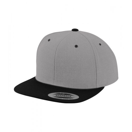 Flexfit The Classic Snapback 2-Tone Heather/Black