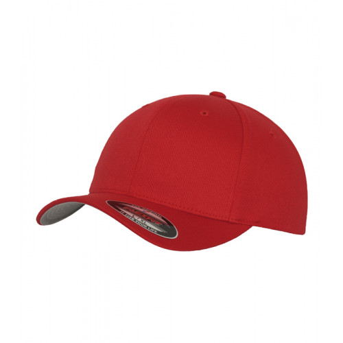 Flexfit Flexfit Fitted Baseball Cap Red