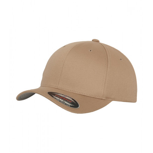 Flexfit Flexfit Fitted Baseball Cap Khaki