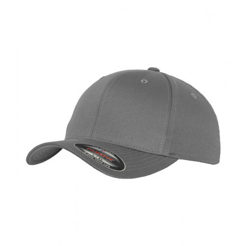 Flexfit Flexfit Fitted Baseball Cap Grey