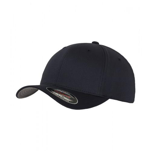 Flexfit Flexfit Fitted Baseball Cap Dark Navy