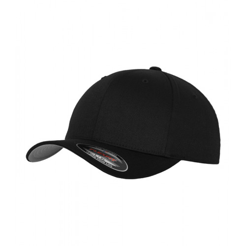 Flexfit Flexfit Fitted Baseball Cap Black
