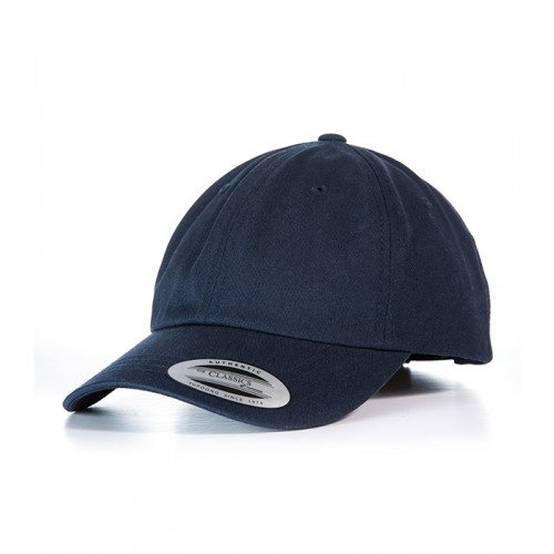 Flexfit Dad Hat Baseball Strap Back Navy