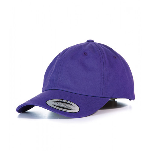 Flexfit Dad Hat Baseball Strap Back Grape