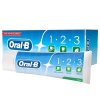 Oral-B 123 Toothpaste Mint