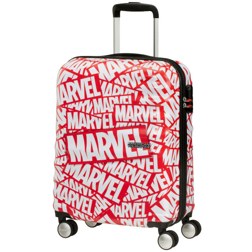 American Tourister Wavebreaker Sp 55 Marvel Logo