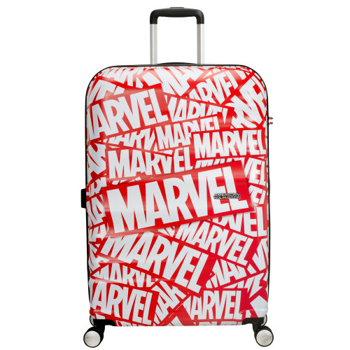 American Tourister Wavebreaker Sp 77 Marvel Logo