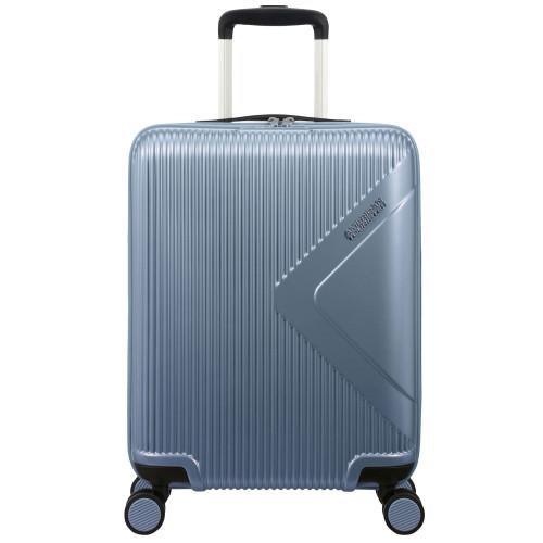 American Tourister Modern Dream Grey/blue Spi. 55