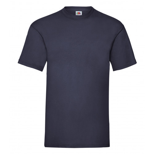 Fruit of the loom Valueweight Tee Deep Navy