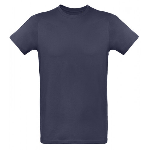 B and C Collection B&C Inspire Plus T men Urban Navy