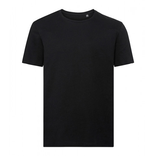 Russell Men´s Authentic Pure Organic T Black