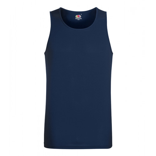Fruit of the loom Performance Vest Deep Navy