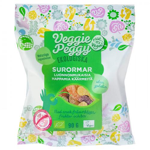 Veggie Peggy Surormar 90g EKO