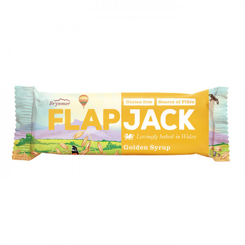 Wholebaker Flapjack Golden Syrup 80g