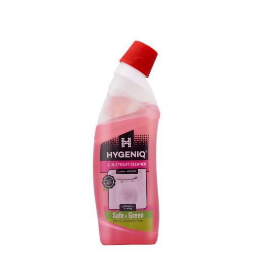 HYGENIQ 2-in-1 Rengöring Toalett 750ml