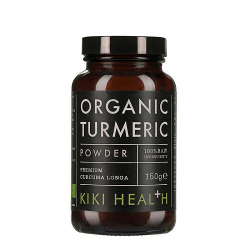 Kiki Health Organic Premium Turmeric Powder 150g