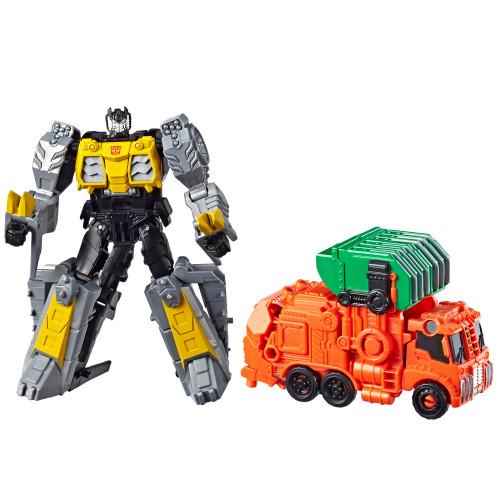 Transformers Cyberverse Spark Armor Grimlo.