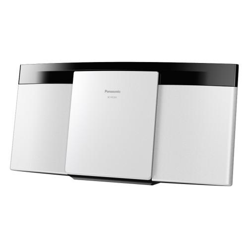 Panasonic Kompakt vägghängd microstereo