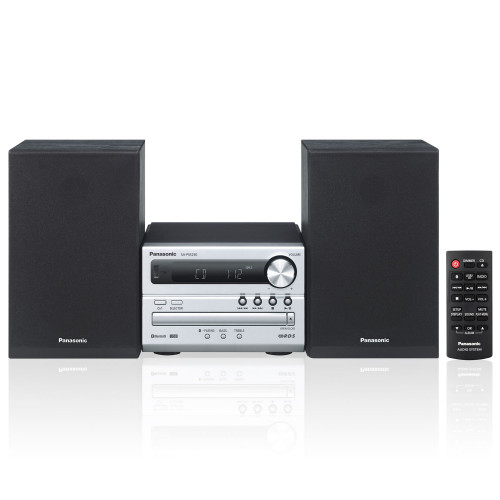 Panasonic Micro-stereo 20W BT, CD, USB