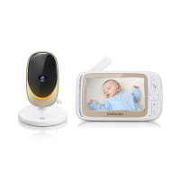 MOTOROLA Babymonitor Comfort 60 Connect Video WIFI