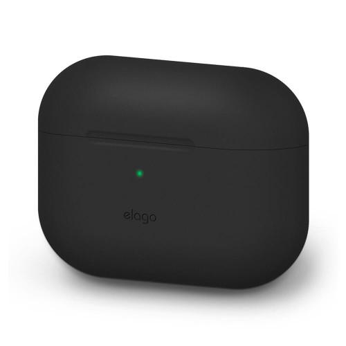 ELAGO Skyddsväska för Airpod Pro Silikon Svart