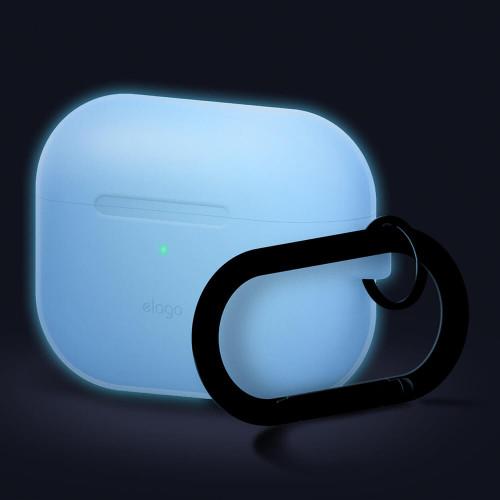 ELAGO Skyddsväska för Airpod Pro med Hängare Blå
